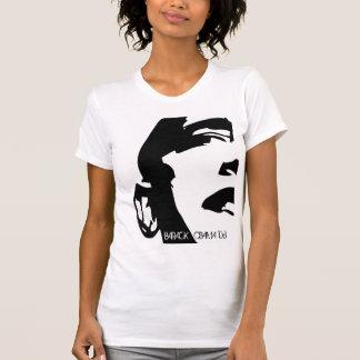 Barack Obama Black and White T-shirt