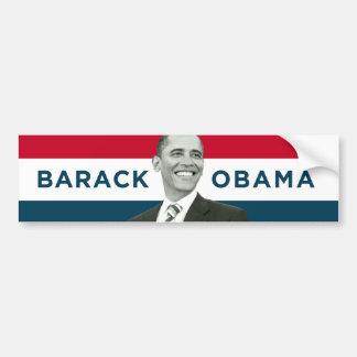 Barack Obama Black & White Picture Bumper Sticker Car Bumper Sticker