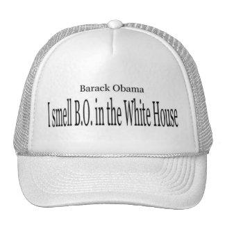 Barack Obama BO in the White House Trucker Hat
