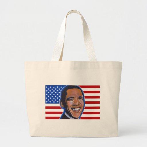Barack Obama Bolsa De Mano
