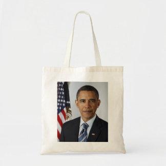 Barack Obama Bolsa Lienzo