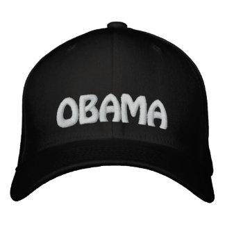 Barack Obama bordó el gorra Gorra De Béisbol