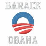 Barack Obama bordó la chaqueta de chándal