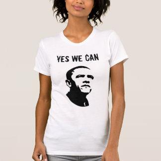 Barack Obama (Both sides) - Customized T-Shirt