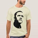 Barack Obama (Both sides) T-Shirt