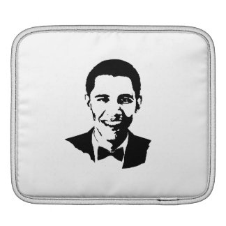 BARACK OBAMA BOWTIE -.png Sleeves For iPads
