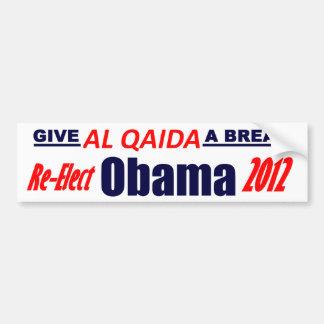 Barack Obama Bumper Stickers