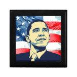 Barack Obama Cajas De Joyas