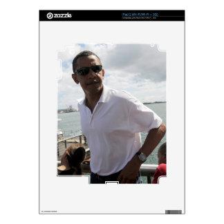 Barack Obama Calcomanía Para El iPad 2