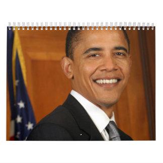 Barack Obama Calendario De Pared