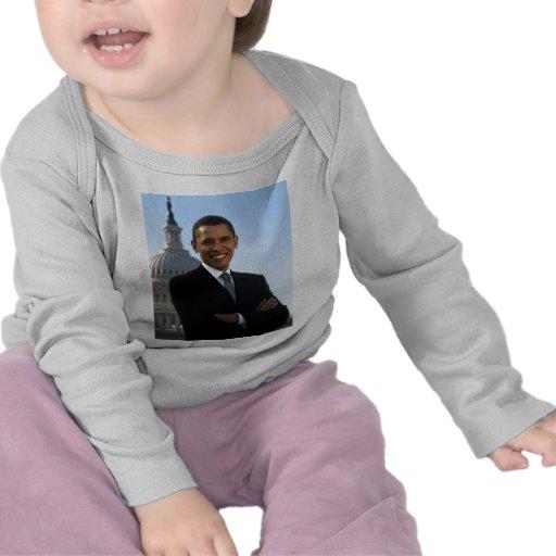 Barack Obama Camiseta
