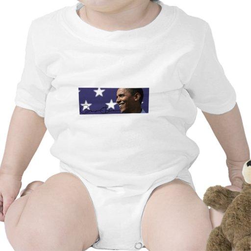 Barack Obama (campo de estrellas) Traje De Bebé