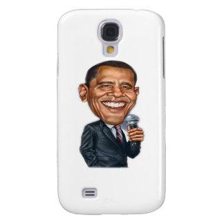 Barack Obama Caricature series Galaxy S4 Case