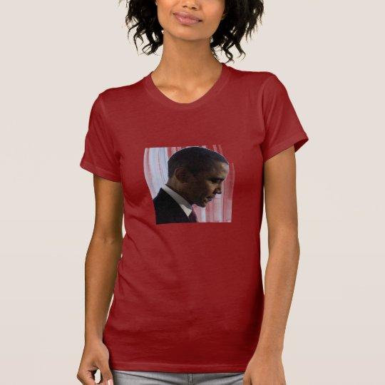 Barack Obama - Change has come to America T-Shirt