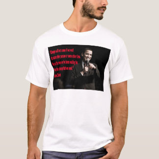 Barack Obama Change quote T-Shirt