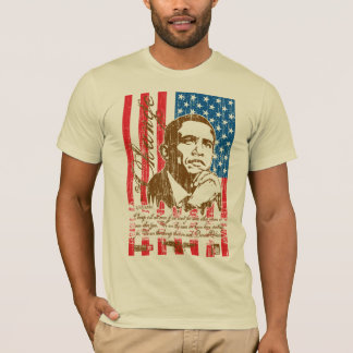 Barack Obama - Change (vintage) T-Shirt