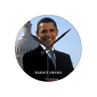 Barack Obama clock
