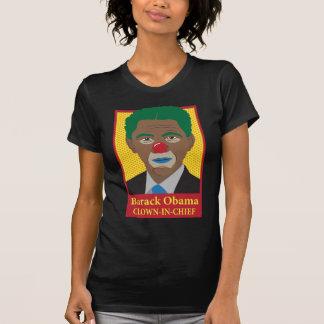 Barack Obama Clown T Shirts