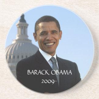 Barack Obama Coaster