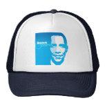 Barack Obama Cool Custom Art Remix Hats