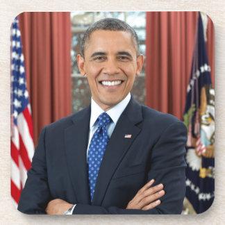 Barack Obama Beverage Coasters