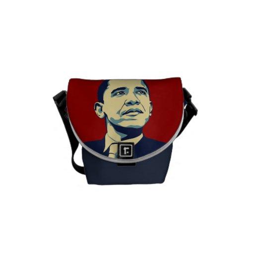Barack Obama Courier Bag