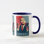 Barack Obama - Cowbell: OHP Mug