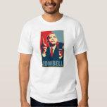 Barack Obama - Cowbell: OHP T-Shirt