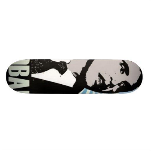 Barack Obama Custom Skate Board