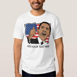 Barack Obama Customize T Shirt