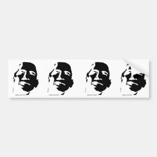 Barack Obama cut-em-yourself Stickers Car Bumper Sticker