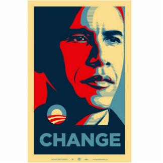 Barack Obama Cutout