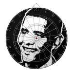 Barack Obama Dart Board