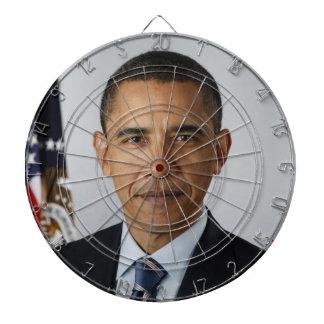 Barack Obama Dartboard