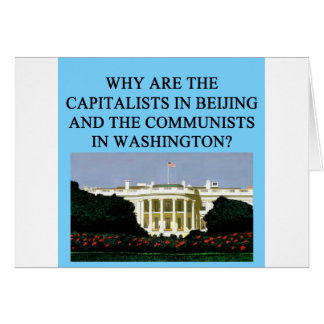 barack obama democratic socialist greeting card