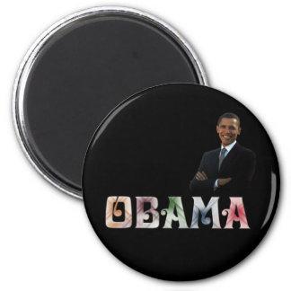 Barack Obama Design Magnet