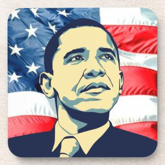 Barack Obama Drink Coaster