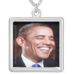 Barack Obama el presidente de la gente - 3D en el  Pendiente