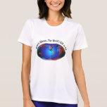 Barack Obama, el regalo del mundo a los E.E.U.U. - Camisetas