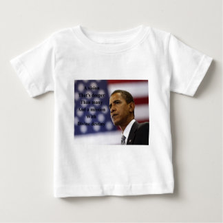 Barack Obama election T Shirts