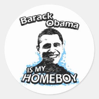 Barack Obama es mi homeboy
