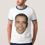 Barack Obama FACE T Shirts