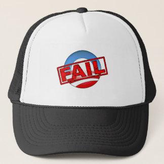 Barack Obama FAIL Trucker Hat