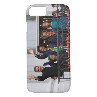 Barack Obama & Family iPhone 8/7 Case