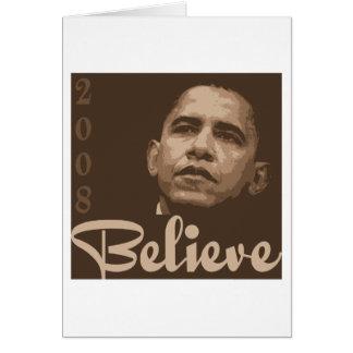 Barack Obama Felicitaciones
