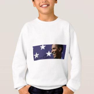 Barack Obama (Field Of Stars) Sweatshirt