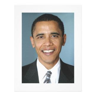 Barack Obama Flyer