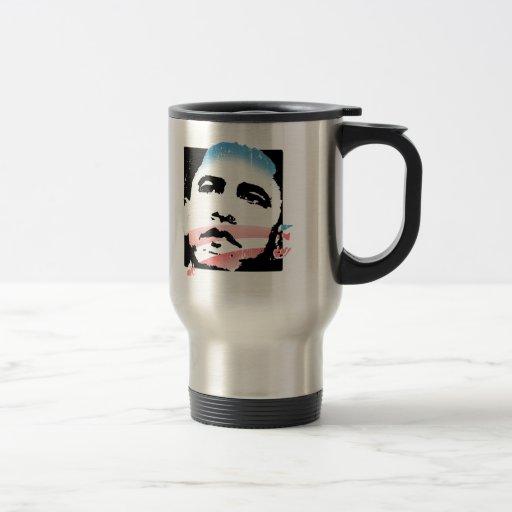 Barack Obama for Hope Mug