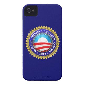 Barack Obama for president 2012 Blackberry Cases