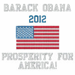 Barack Obama for President 2012 Polo Shirt